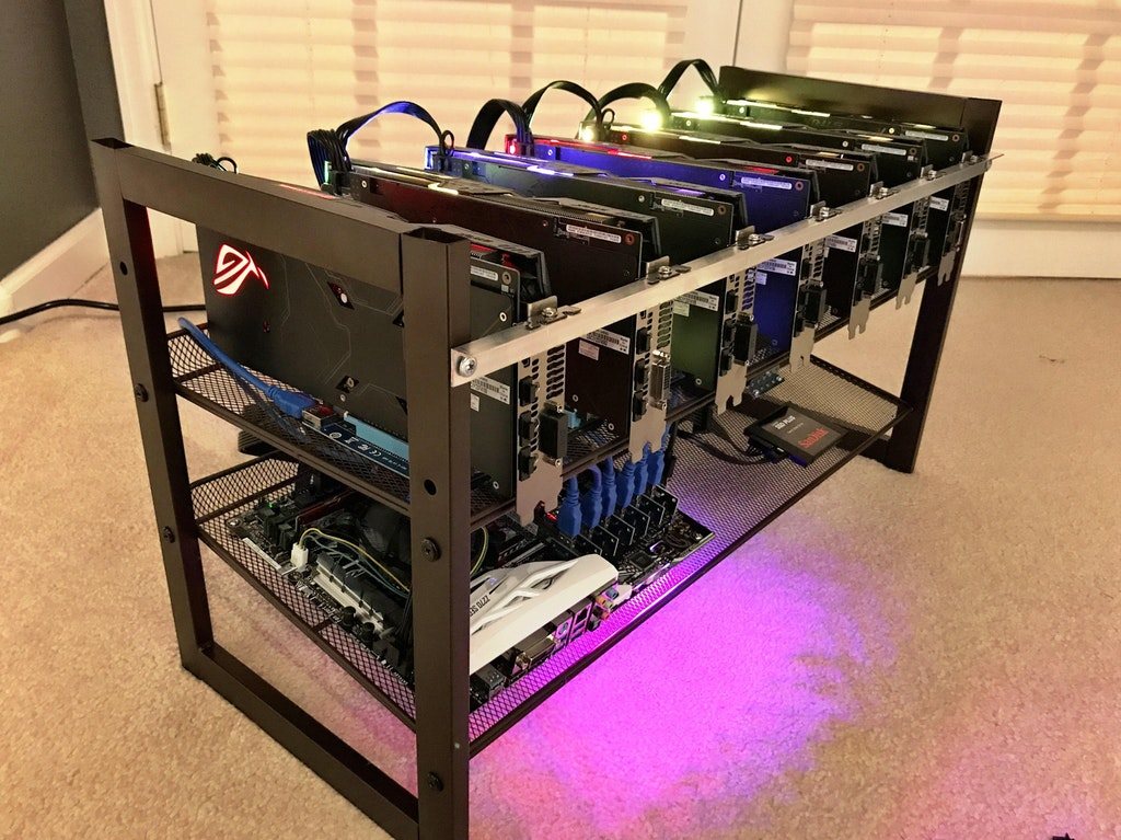 cryptocurrency mining rig reddit