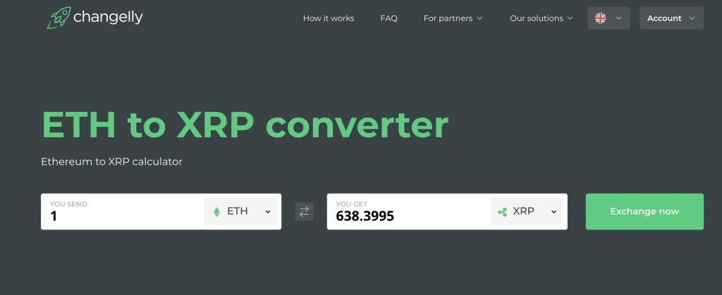 convert xrp to eth binance